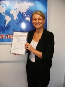 Managing director Jane Dawson