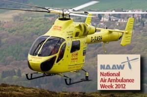 National air ambulance week