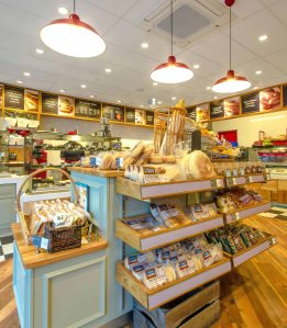 Harvard's CoolLED drivers installed in Greggs
