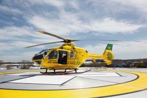 Hampshire and Isle of Wight Air Ambulance (HIOWAA)