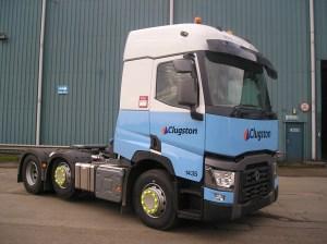 Clugston truck