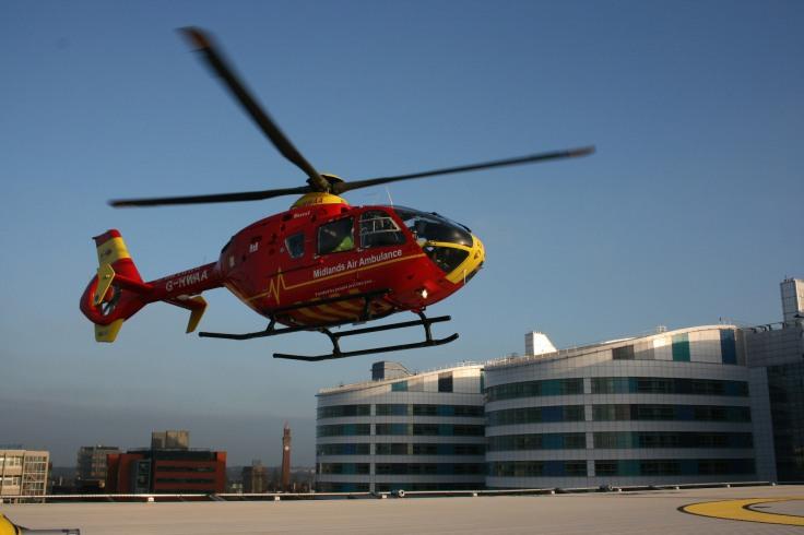 West Midlands Air Ambulance 2