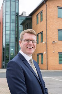 Stephen Martin, Clugston Group Chief Executive.