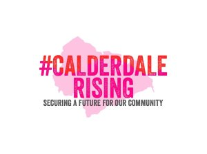 Calderdale Rising logo