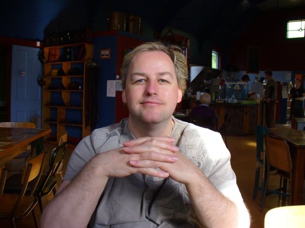 Chris Goodwin, founder of SchoolMates