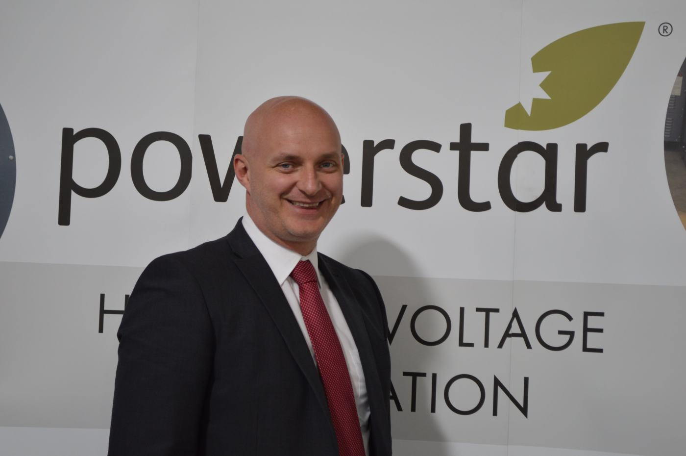 ) Lee Hudson, Chief Operating Officer at Powerstar