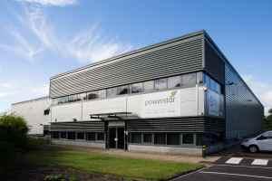 Powerstar headquarters in Sheffield